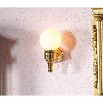 Globe Wall Light