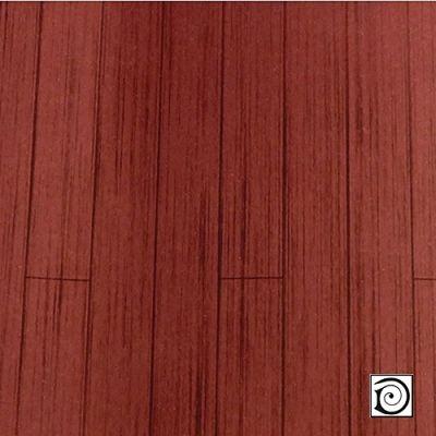 Mahogany Flooring Paper (A2 size)