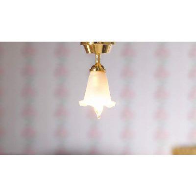 Small Tulip Ceiling Light