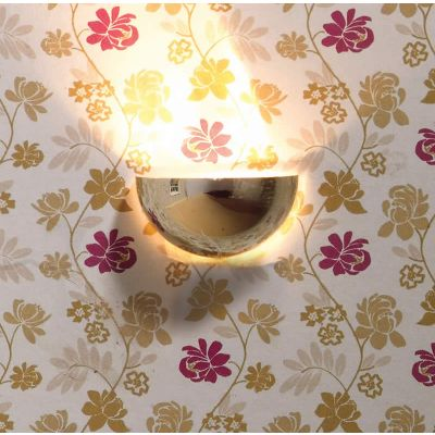 Half Circle Wall Light