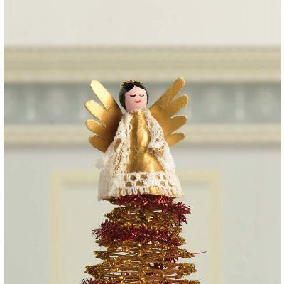 Angel Christmas Tree Topper