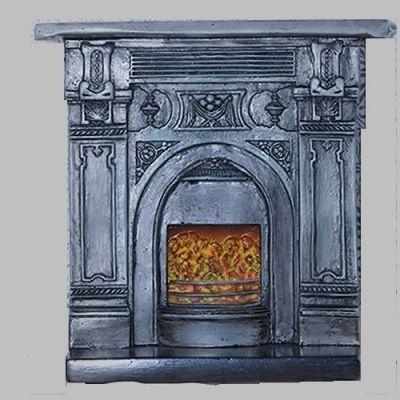 Victorian-style Fireplace (PR)