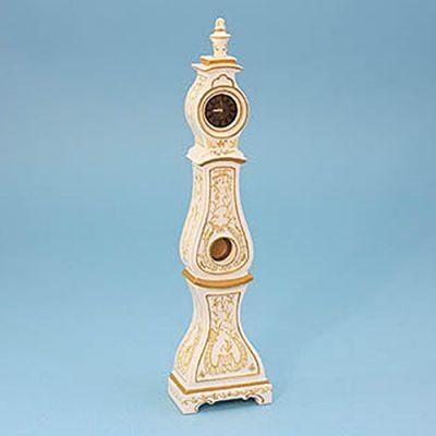 White Comtoise Clock