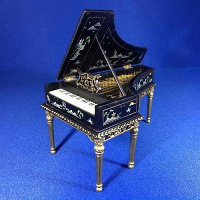 Chinoiserie Harpsichord