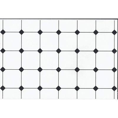 Black & White Tile Paper (A2 size)