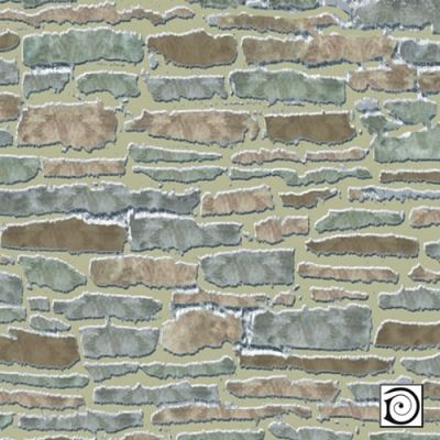 Country External Stone Paper (A2 size)