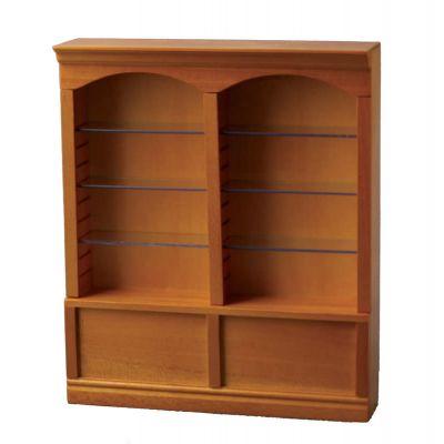 Pine Deluxe Double Shelves