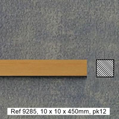 10 x 10 x 450mm timber, pk12