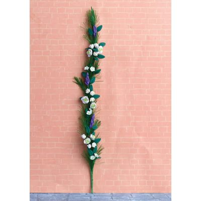 Floral Celebration Garland. Length