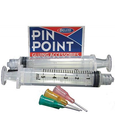 Pin Point Syringe
