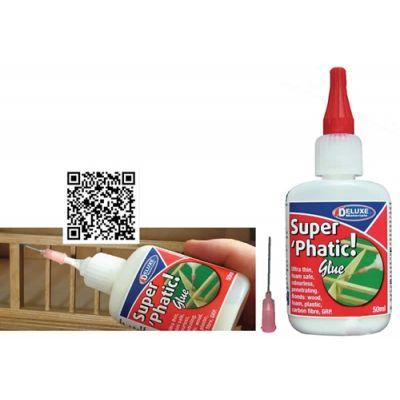 Super 'Phatic glue