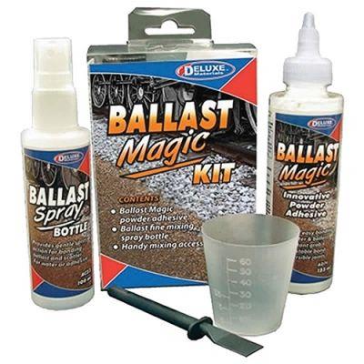 NEW Ballast Magic Starter Kit