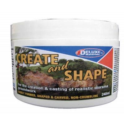 Create and shape