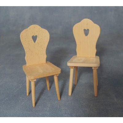 pr 'Heart'  Chairs
