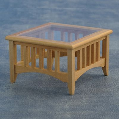 Glass Topped Table BEF229