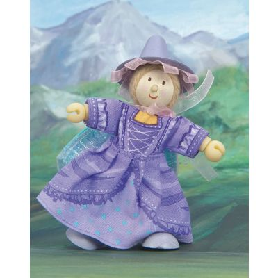 Budkins - Ruby the Fairy Godmother