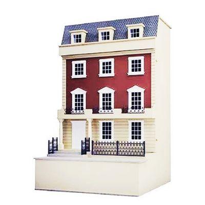 Kensington by Barbaras Mouldings excluding basement