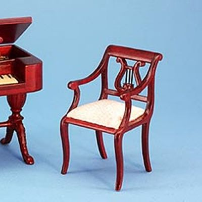 Music Themed Chair