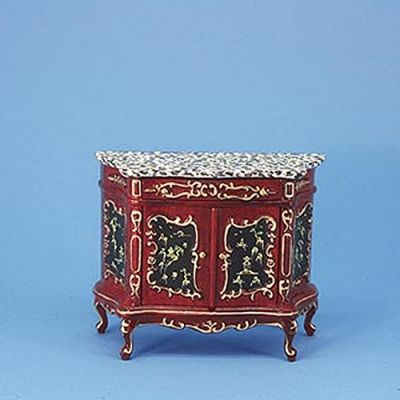 Marble Top Commode