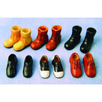Mens Shoes (per pair)