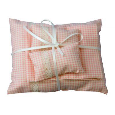 Pillows & Duvet Pink