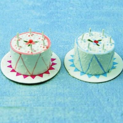 pk2 Birthday Cakes