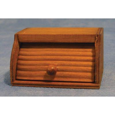Bread Bin   Wooden