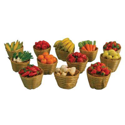 Baskets Fruit & Veg, Priced each (choose from drop down)