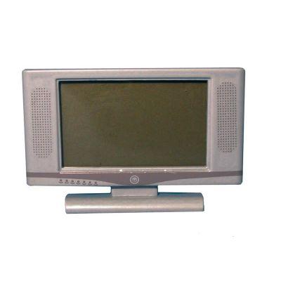 """Silver 32"""" Widescreen TV"""