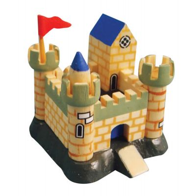 Wooden Toy Fort