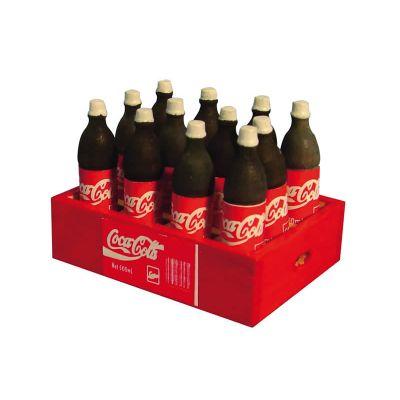 Crate of Coke Bottles