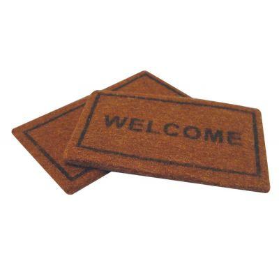 Bristle Welcome Mat