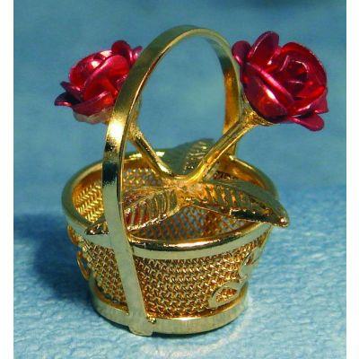 Brass Basket (DH9375)