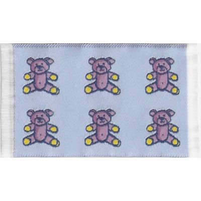 Blue Bears Rug
