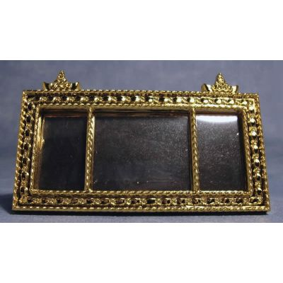 Large French Mirror (3253)