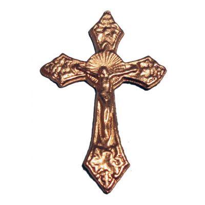 Gold Ornate Crucifix