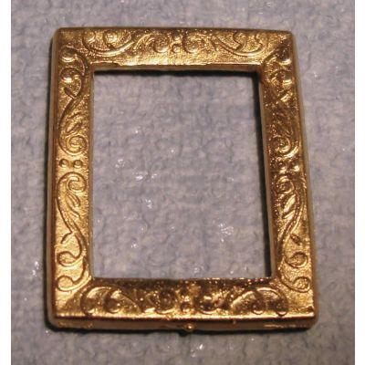 Gold Portrait Frame Rect.