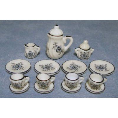 Lotus Coffee Set