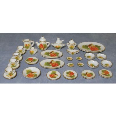 Fruit Tableware Set