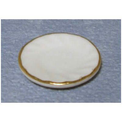 White Side Plates set 6