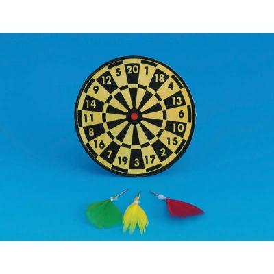 Dart Board & Darts (A8178)