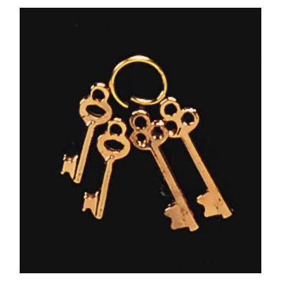 Set of Brass Keys