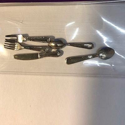Single Serving Cutlery Set