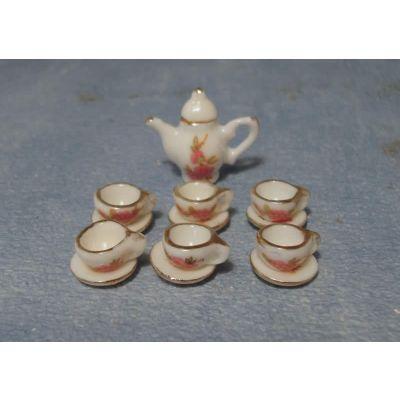 1/24 Scale Tea Set