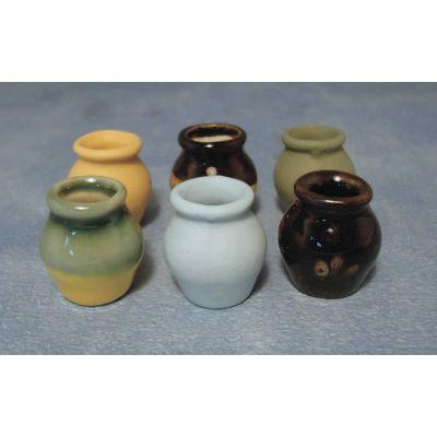pk6 Round Vases