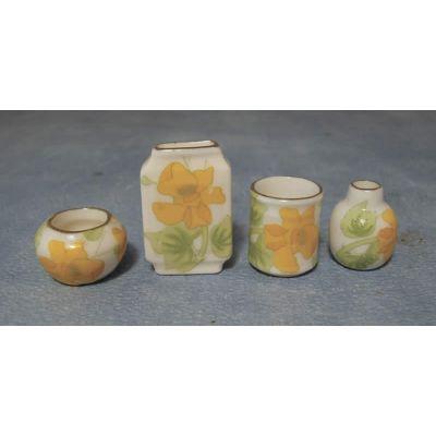 pk4 Floral Vases
