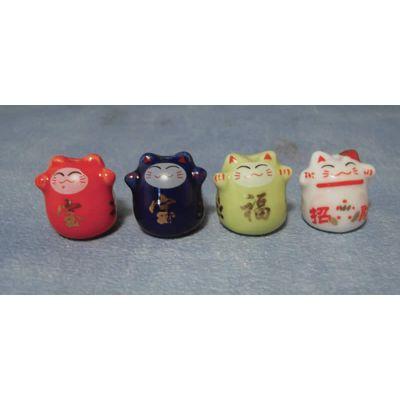 China Lucky Cats pk4