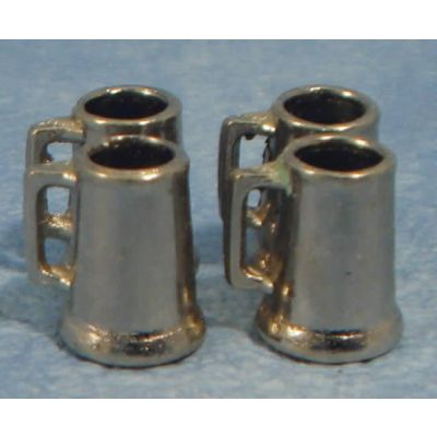 Pint 'Pewter' Tankard pk4