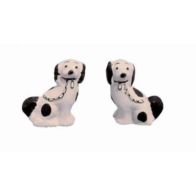 Staffs Dogs B&W