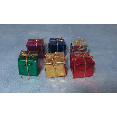 Presents 2.5cm pk6